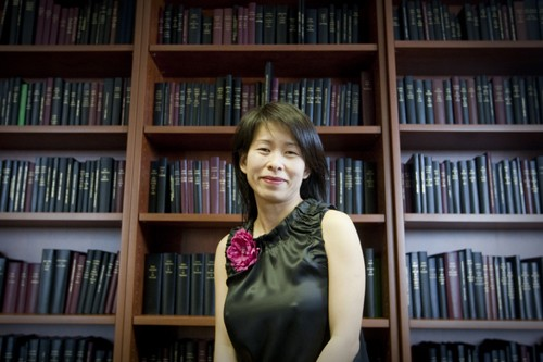 Kim Thúy... (Photo: Ivanoh Demers, La Presse)