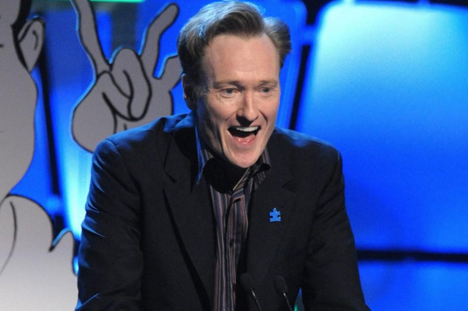Conan O'Brien... (Photo: AP)