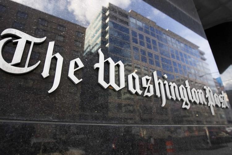 Le Washington Post a battu lundi le New York Times... (Photo: AP)