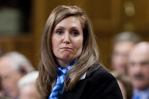 Helena Guergis, ancienne ministre d'État à la Condition... (Photo: Archives PC)