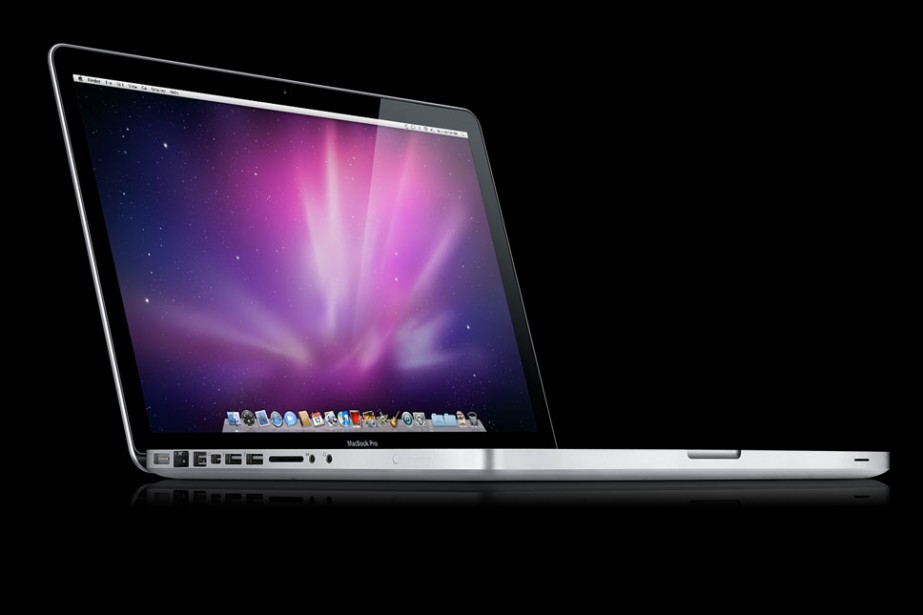 Un MacBook Pro... (Photo: Apple)