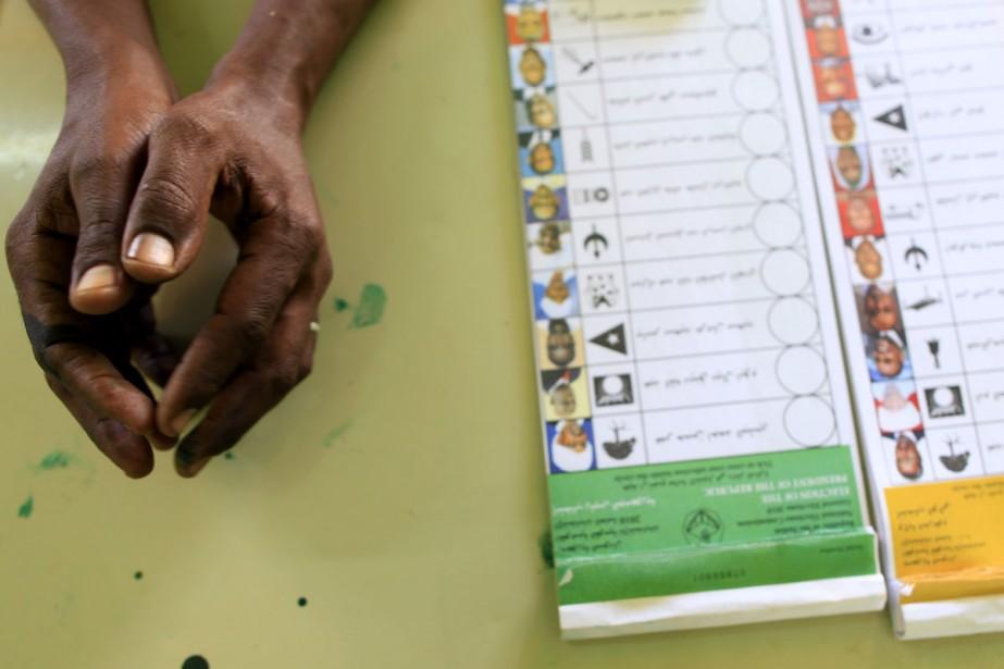 Le Soudan tient actuellement ses premières élections multipartites... (Photo: Reuters)