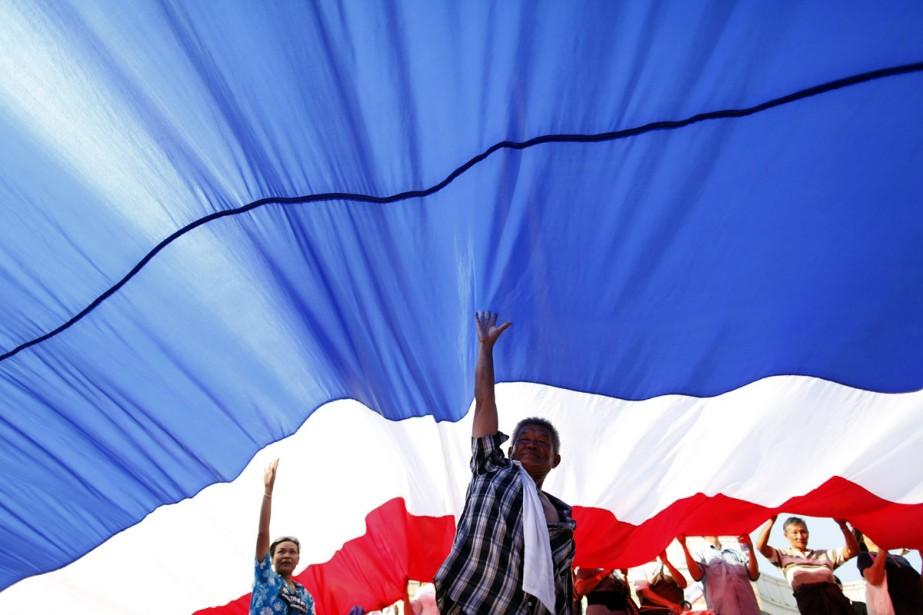 Les «rouges» ont choisi de concentrer leurs forces... (Photo: Reuters)