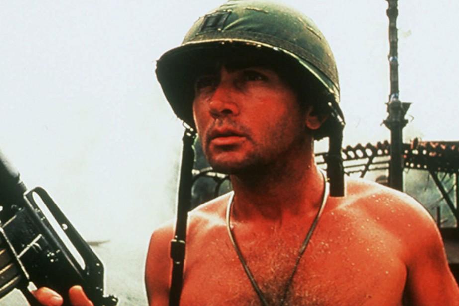 Martin Sheen dans le film Apocalypse Now...