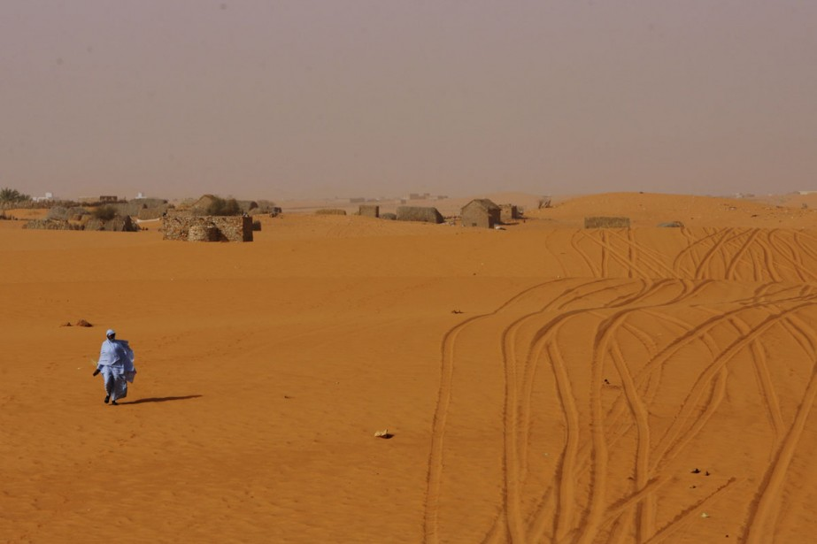 La Mauritanie.... (Photo: archives Reuters)