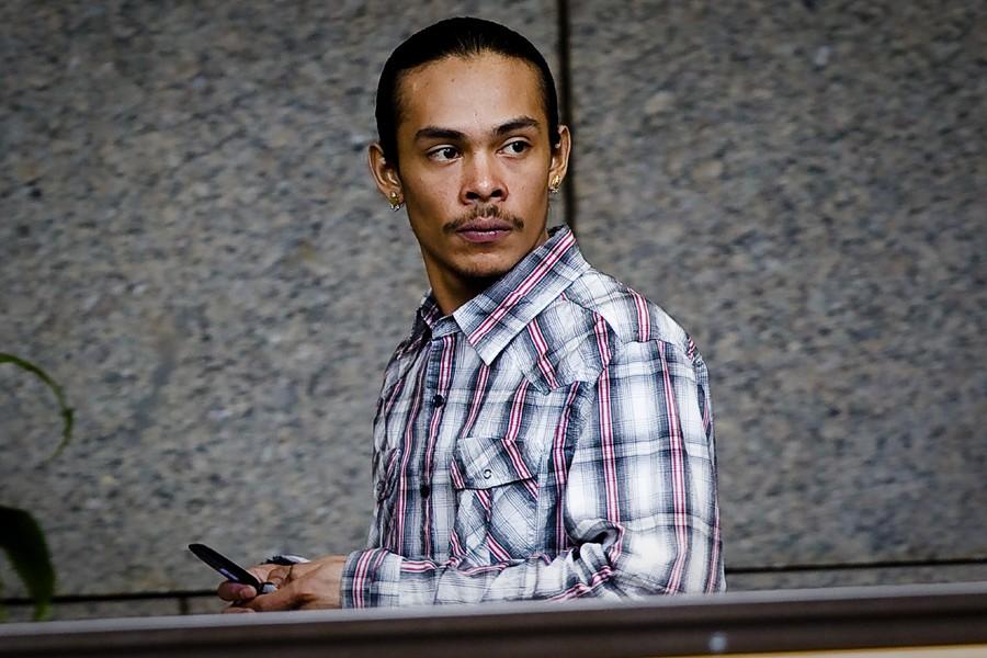 Dany Villanueva, lors de l'enquête du coroner sur... (Photo: André Pichette, Archives La Presse)