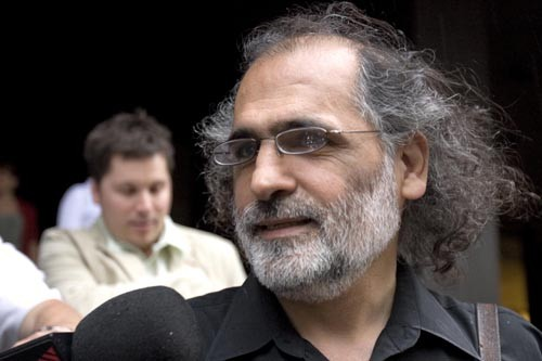 Nima Mazhari a été trouvé coupable en 2007... (Photo: Alain Roberge, Archives La Presse)