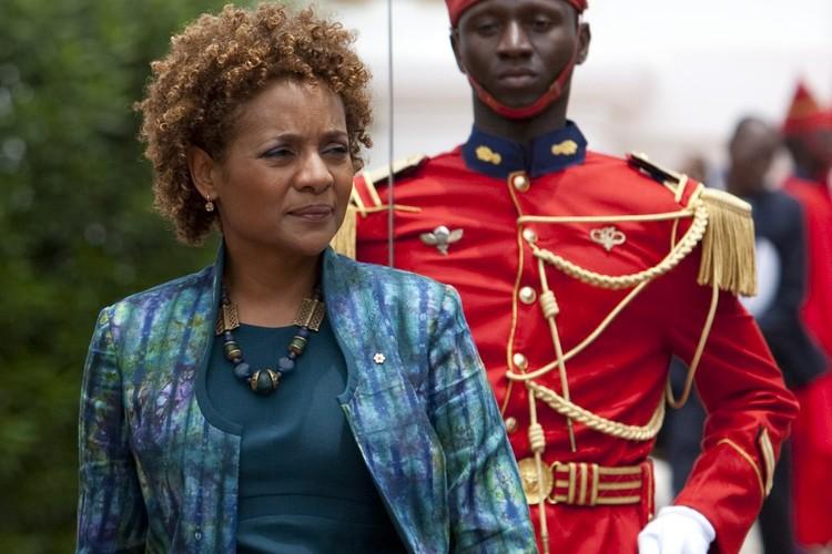 La gouverneure générale du Canada, Michaëlle Jean, a... (Photo: PC)