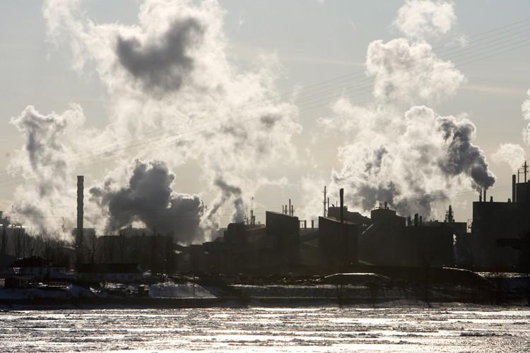 Les entreprises polluantes ont peu à craindre du... (Photo: David Boily, La Presse)