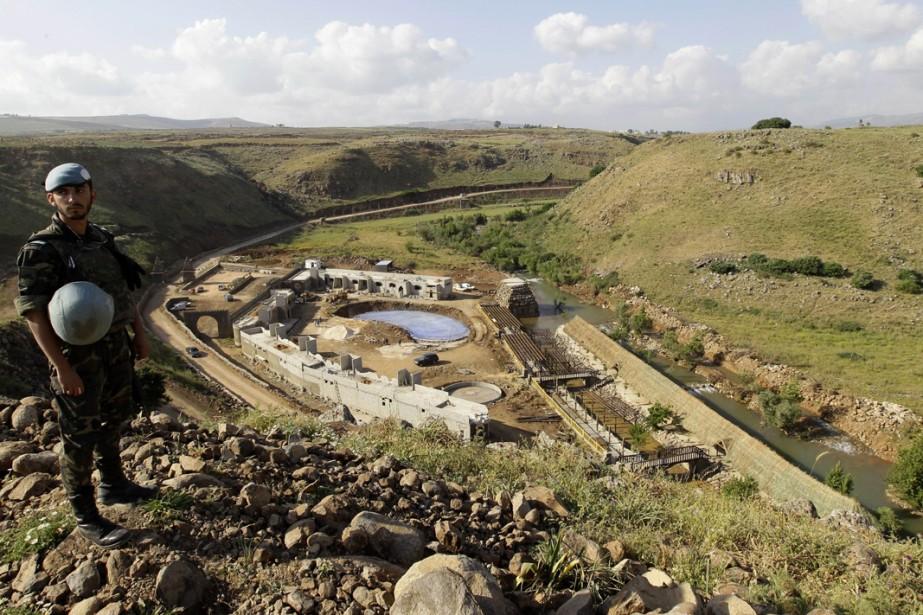 Un complexe touristique luxuriant sera érigé à Wazzani,... (Photo: AFP)