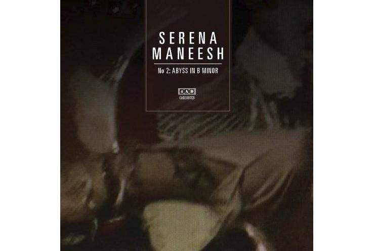 Pochette cd Serena Maneesh...