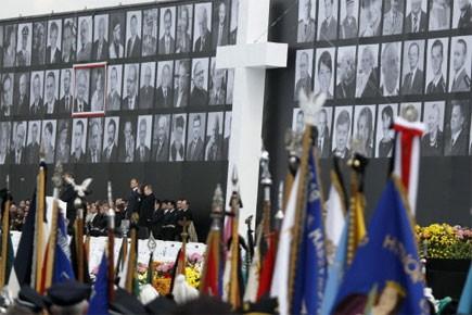 Une cérémonie d'hommage nationale se déroule aujourd'hui sur... (Photo: Reuters)