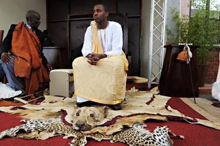 Oyo Nyimba Kabamba Iguru Rukidi IV.... (Photo AFP)