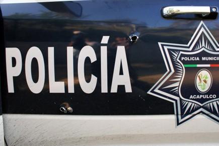 Un ex-garde du corps d'un baron de la drogue... (Photo: PEDRO PARDO, AFP)