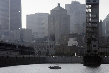 Le Vieux-Port de Montréal, d'où aura lieu l'embarquement... (Photo: François Roy, La Presse)