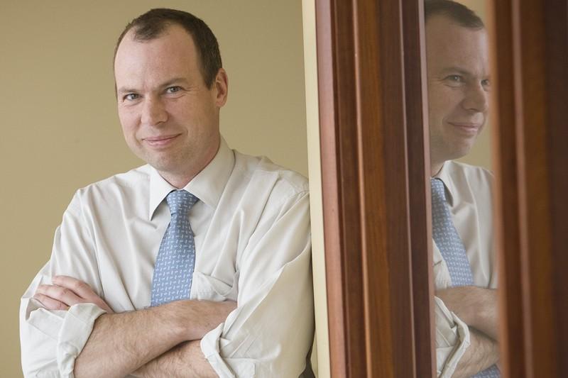 Marc Dutil, président et chef de l'exploitation du... (Photo Patrick Sanfaçon, La Presse)