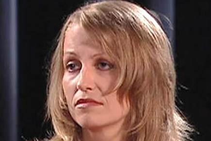 Karla Homolka... (Archives Radio-Canada)