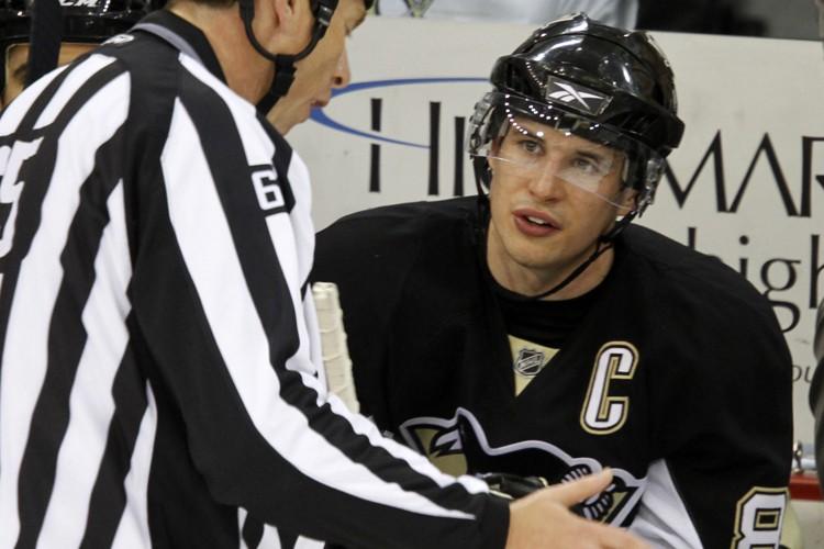 Sidney Crosby... (Photo: AP)
