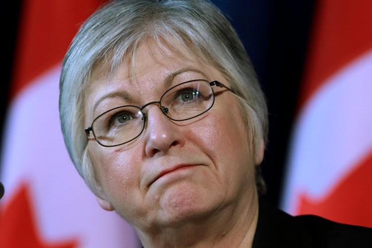La vérificatrice générale du Canada, Sheila Fraser, a... (Photo: PC)