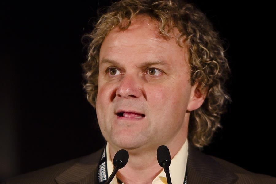 Daniel Germain souhaite organiser des sommets comme celui... (Photo: André Pichette, La Presse)