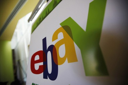 EBay a affiché mercredi un bénéfice du premier trimestre en hausse... (Photo: AP)