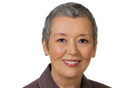 La députée bloquiste Francine Lalonde....