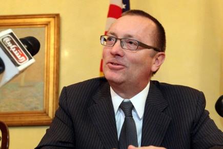 Jeffrey Feltman, secrétaire d'État adjoint pour le Proche-Orient.... (Photo AFP)