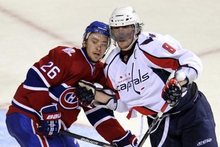 Le Canadien a peut-être perdu le match,... (Photo: Bernard Brault, La Presse)