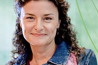 Chantal Fontaine anime Par-dessus le marché à TVA.... (Photo: TVA)