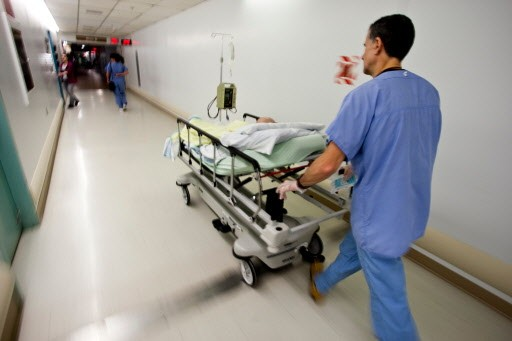 Médecin, l'auteur est président de... (Photo: Martin Chamberland, la Presse)