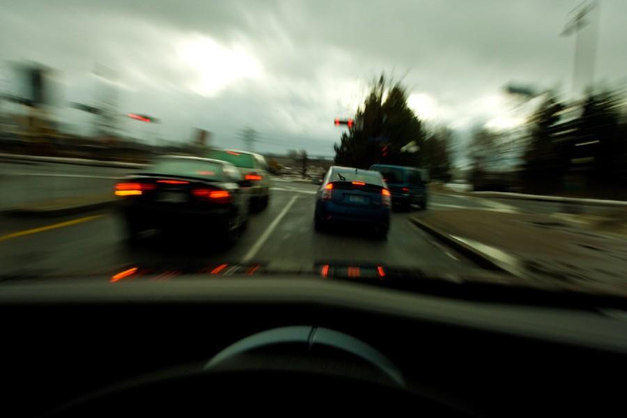 Trois points en moins sur le permis de conduire et... (Photothèque La Presse)