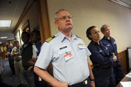 Les gardes-côtes américains ont annoncé vendredi qu'ils avaient... (Photo: Cheryl Gerber, AP)