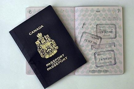 Le faux Donald Fielder a obtenu trois passeports... (Photo: Robert Skinner, archives La Presse)