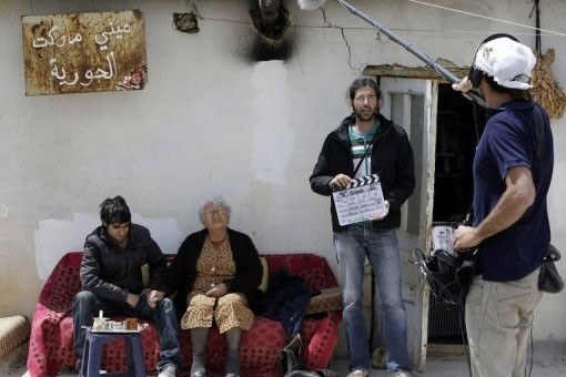 Tournage de «Shankaboot»... (Photo: AFP)