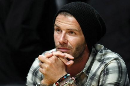 David Beckham aura besoin de plus de temps que prévu pour se... (Photo: Reuters)