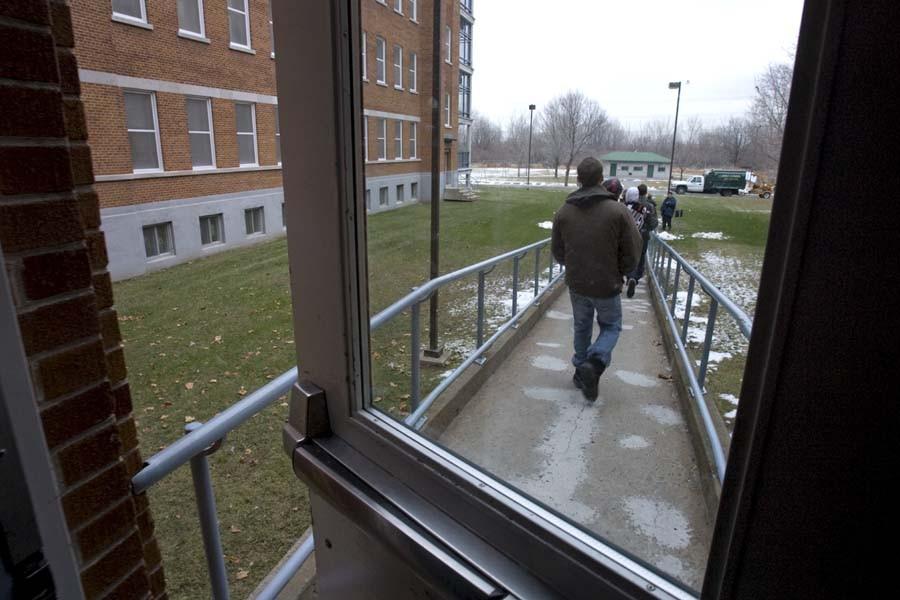Déjà, 54 centres d'hébergement pour toxicomanes et joueurs... (Photo: Alain Roberge, Archives La Presse)