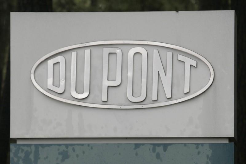 Le groupe américain de chimie DuPont ( (Photo AP)