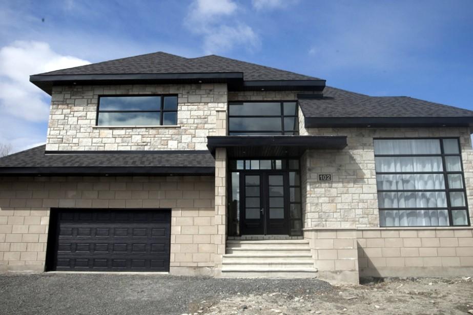 La maison du lac de... Blainville!