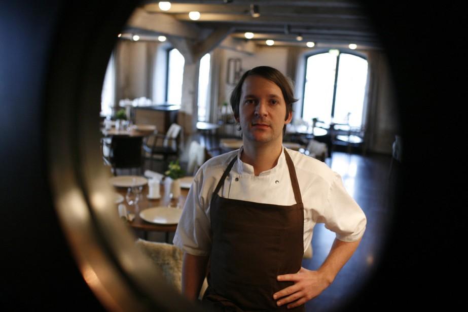 Le Chef du restaurant Noma, Rene Redzepi... (Photo: Reuters)