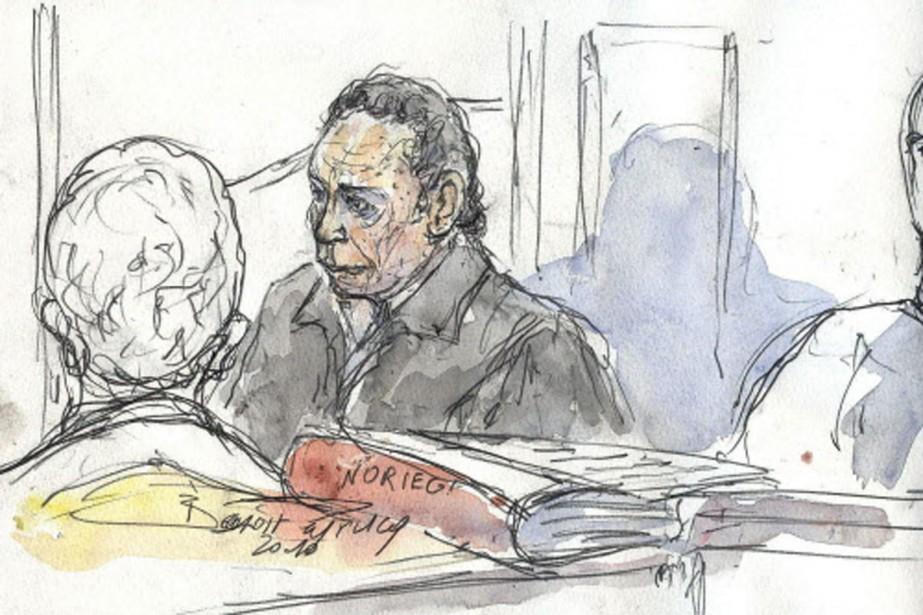 Manuel Noriega doit être jugé à Paris pour... (Illustration: AFP)