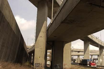Cette fois, des dommages à la structure de... (Photo: Ivanoh Demers, archives La Presse)