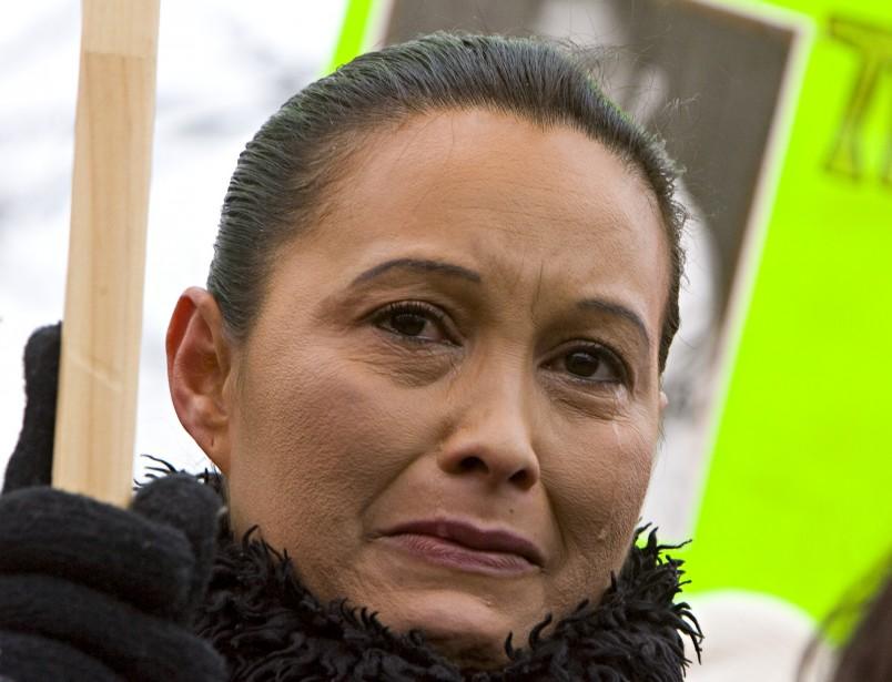 Si Lilian Villanueva était Québécoise d'origine, elle n'aurait... (PHOTO: FRANCOIS ROY, ARCHIVES LA PRESSE)