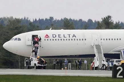 Un vol entre Paris et Atlanta a été... (Photo: ap)