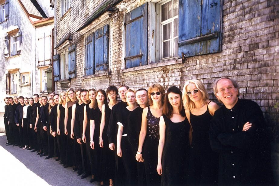 On entendra à Wilfrid-Pelletier la Kremerata Baltica, orchestre... (Photo: archives La Presse)