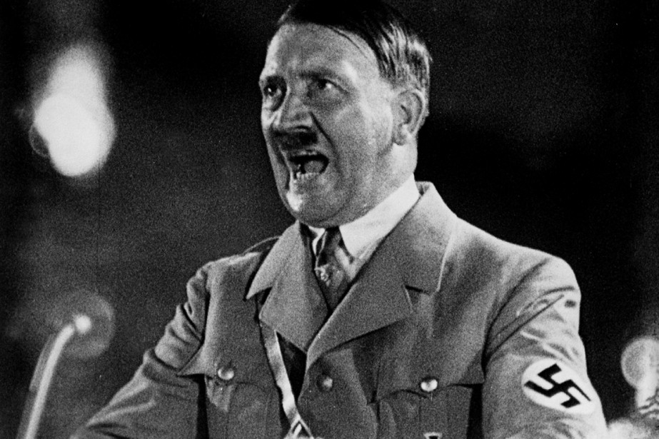 Adolf Hitler... (Photo: Archives PC)