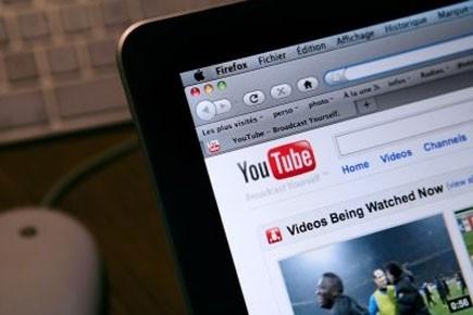 La vidéo représentera la moitié du trafic internet dès 2012,... (Photo: AFP)