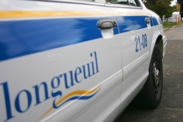 La police de Longueuil enquête sur... (Photo: David Boily, archives La Presse)