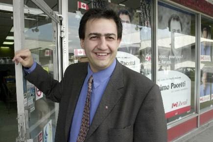 Le député libéral Massimo Pacetti estl'auteur de la... (Photo: Robert Skinner, archives La Presse)