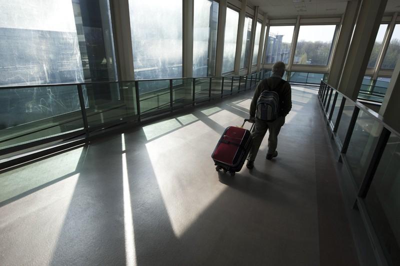 C'est bien connu, pour les avocats qui «déménagent»... (Photo AFP)