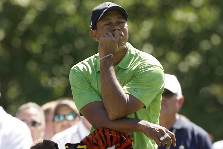 Tiger Woods... (Photo: Reuters)